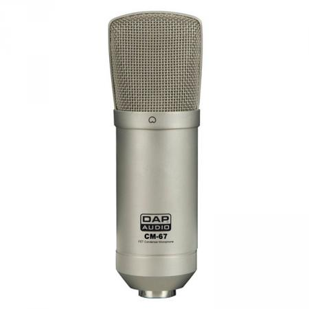 DAP CM67 (Large Diaphragm Microphone)