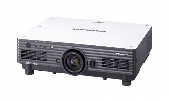 Panasonic 6000 Lumens SD Projector