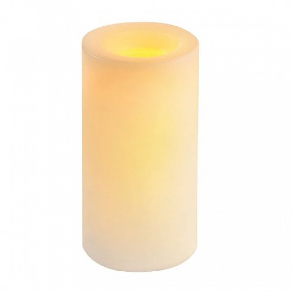 "5"" LED Pillar Candle"