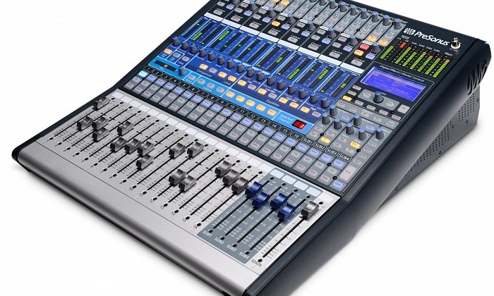 Presonus Studiolive 16.4.2 Digital Mixing Desk