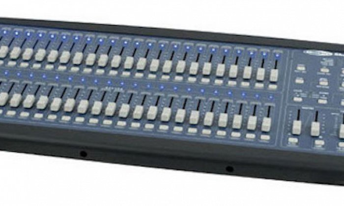 Showtec Showmaster 48CH Lighting Desk