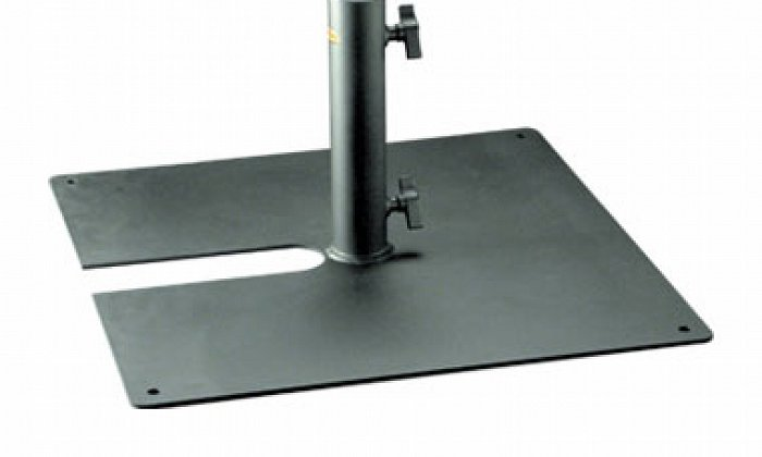 Doughty Tank Trap Stand, 3m high (Black)