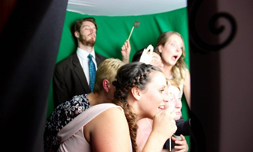 Let your guests loose with our photobooth