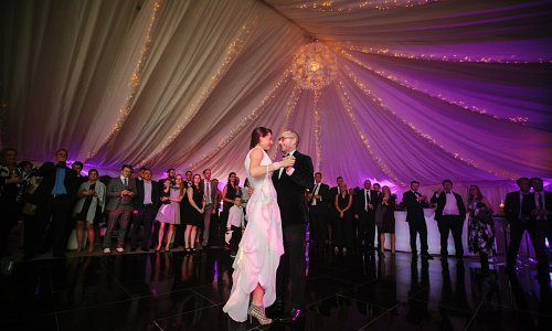 Music for the first dance