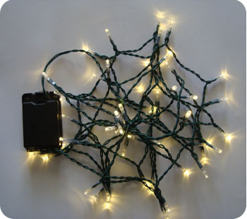 100 LED Battery Fairy Lights (15m)