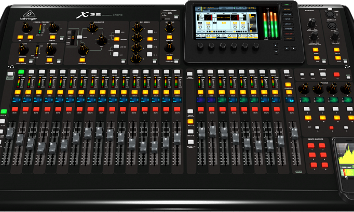 Behringer X32 Compact Digital Mixing Desk