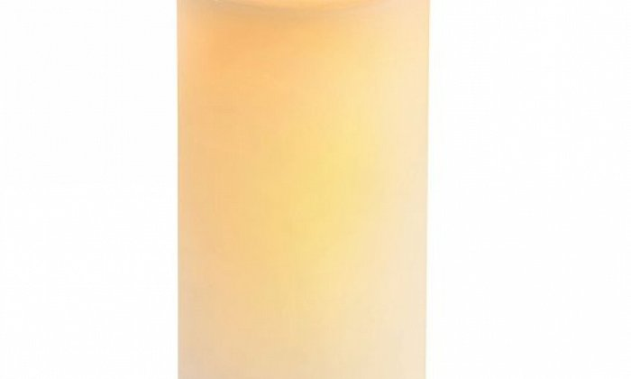 "4"" LED Pillar Candle"